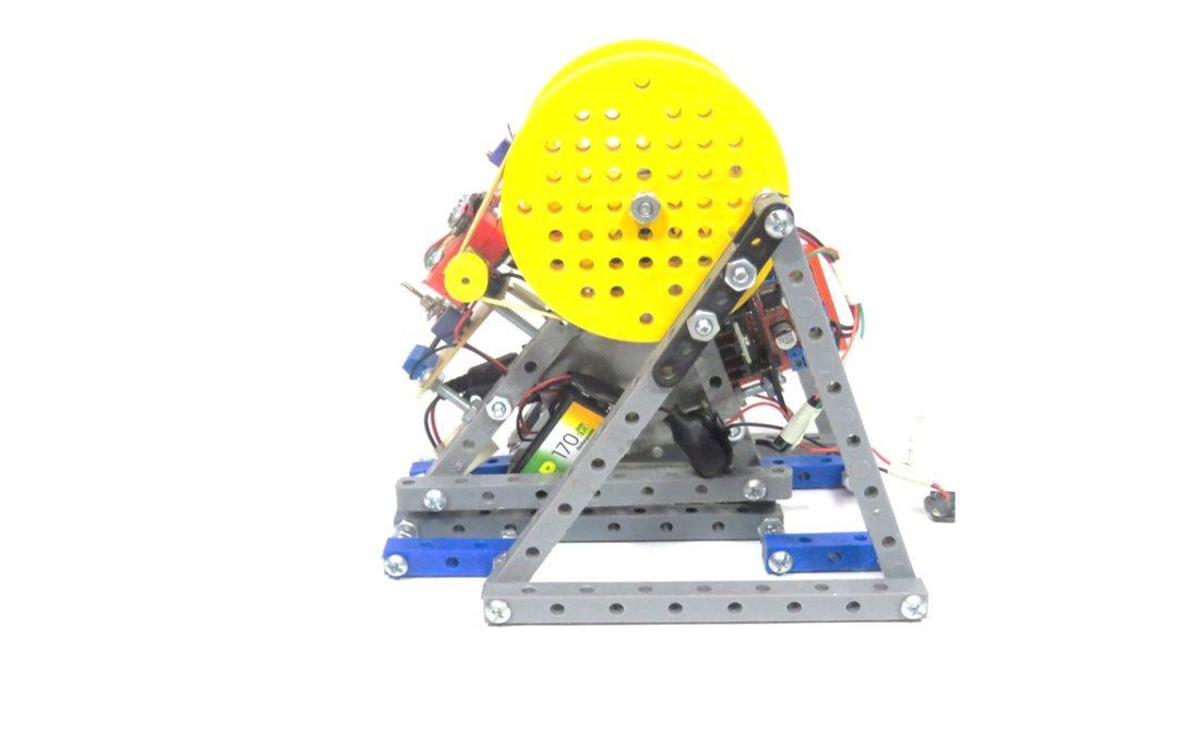 La Tortuga Programable ATA EPE para niños