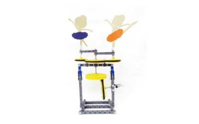 ¿Cómo un autómata ATA EPE se puede convertir en un  juguete  educativo para los niños?
