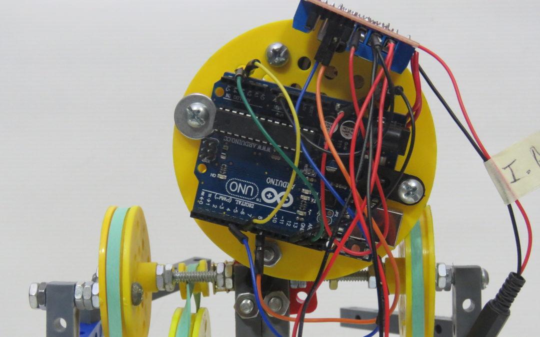 7 Prototipos ATA EPE programados con Arduino