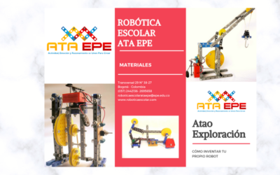 ATAO Exploración ¿Cómo inventar un robot?