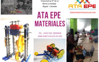 ATA EPE MATERIALES